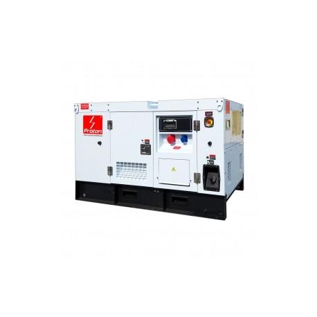Agregat prądotwórczy Proton ZPP 30 (33kW) + Automatyka SZR