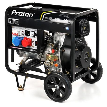 Agregat prądotwórczy Proton 360°